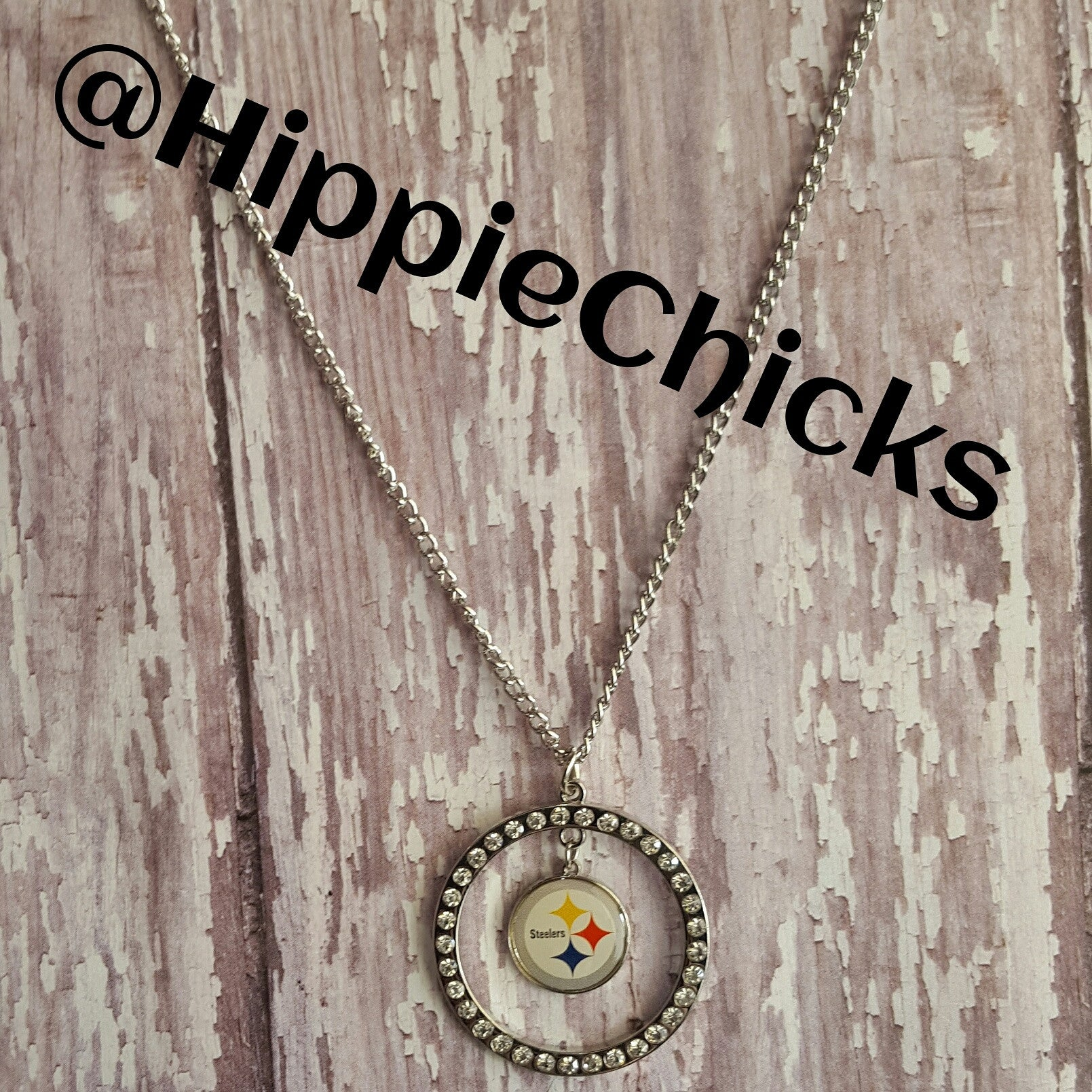 NFL Steelers Necklace