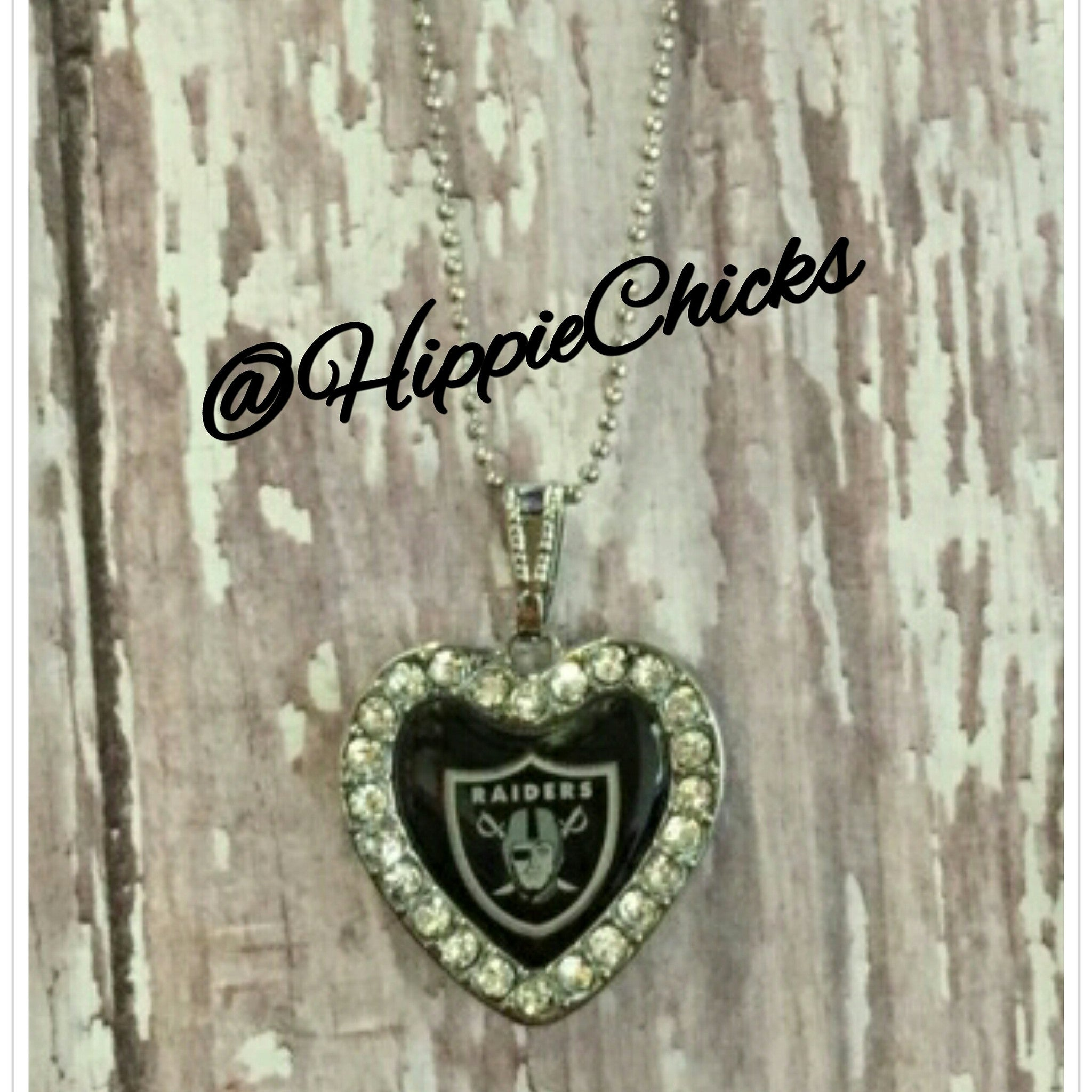 Oakland Raiders Jewelry