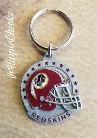 Washington Redskins NFL Key Chain