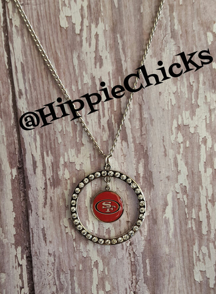 San Francisco 49ers Necklace