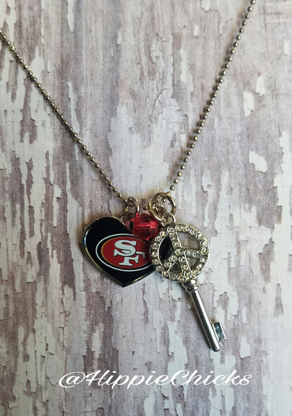 San Francisco NFL Jewelry