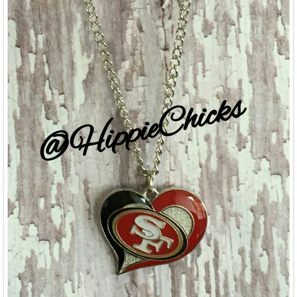 NFL San Francisco 49ers Jewelry