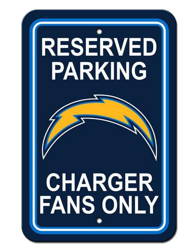 Chargers NFL Sign