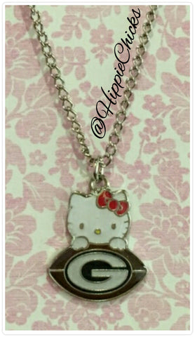 Hello Kitty GreenBay NFL Jewelry