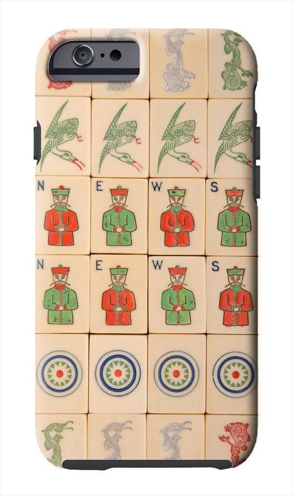 Pung Chow iPhone Case