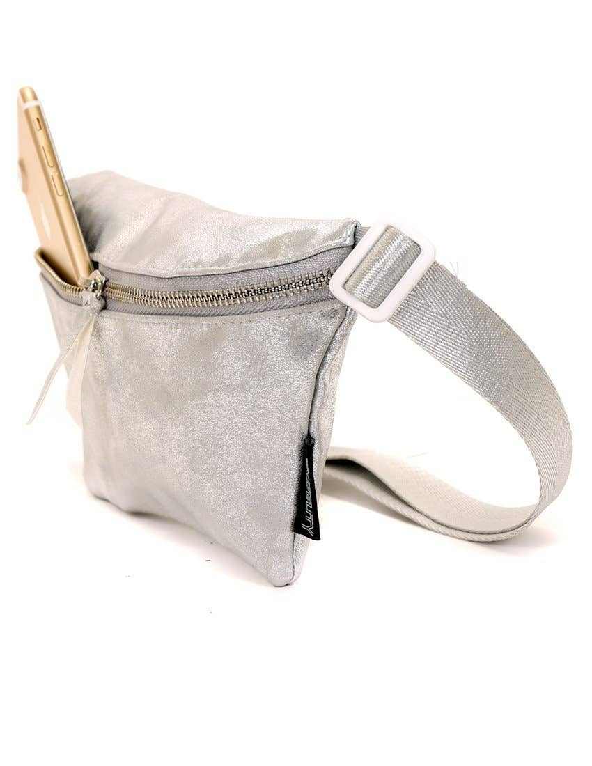 Fydelity - Silver Lux Duster Fanny Pack