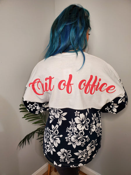 Spirit Jersey Out Of Office