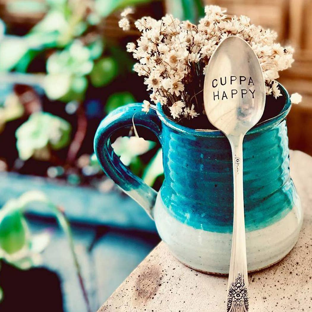 Sweet Thyme Design - Cuppa Happy Spoon
