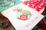 Raving Retro Holiday Card Set