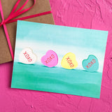 SWEET AS CANDY Love Notes Card Set