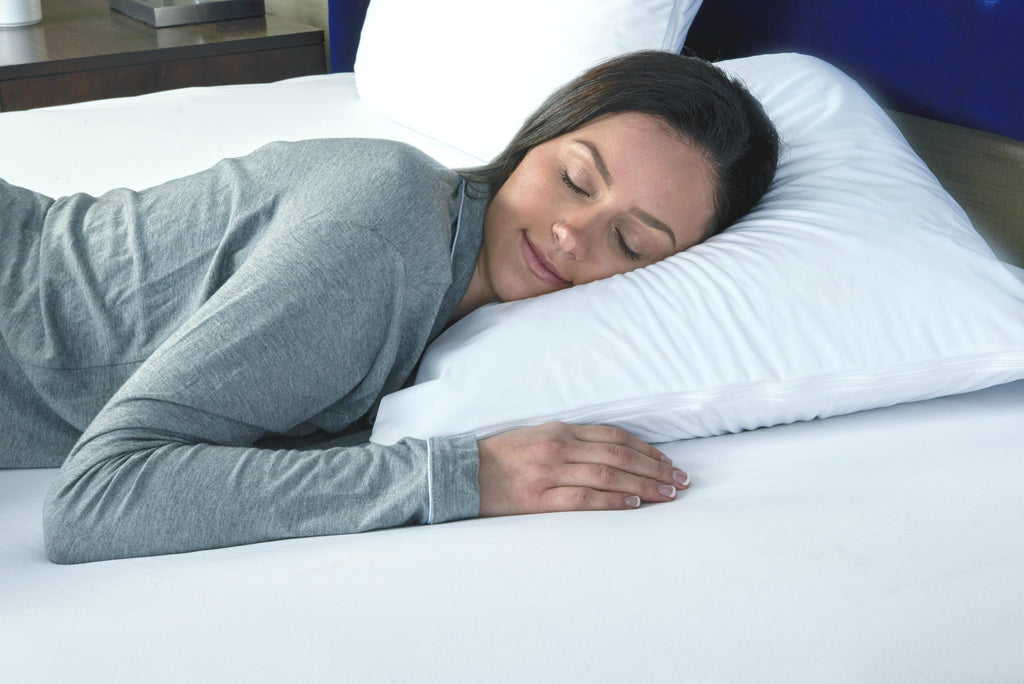 Waterproof Pillow Protectors (Set of 2)