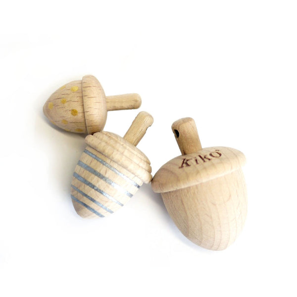 Dongri - Acorn Mini Spinning Tops
