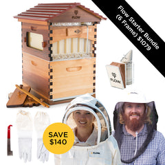 Flow Hive Cedar Bundle