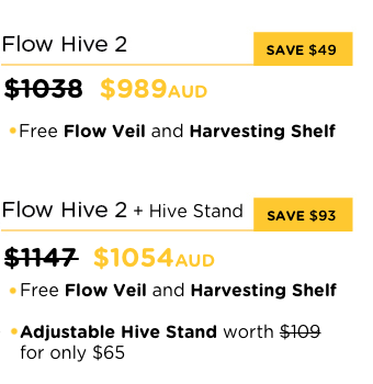 Flow Hive 2 price options