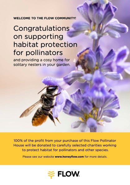 Flow Pollinator House Assembly Guide