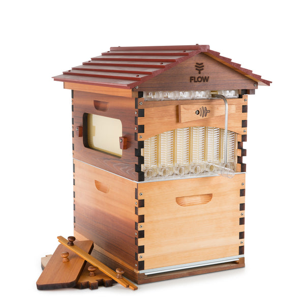 The Original Flow Hive Classic Cedar 6 Frame