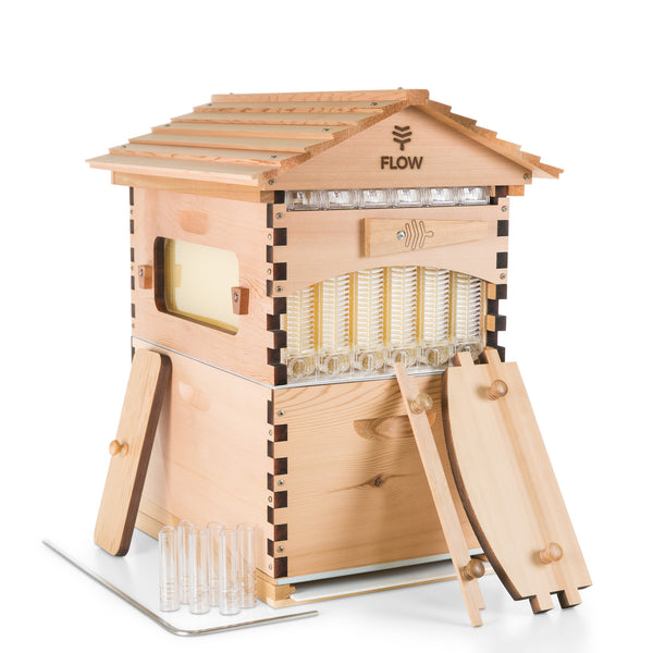 Premium Flow Hive Classic 6 Frame - Raw Timber (Parts)