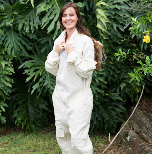 Organic Cotton Bee Keeping Suit