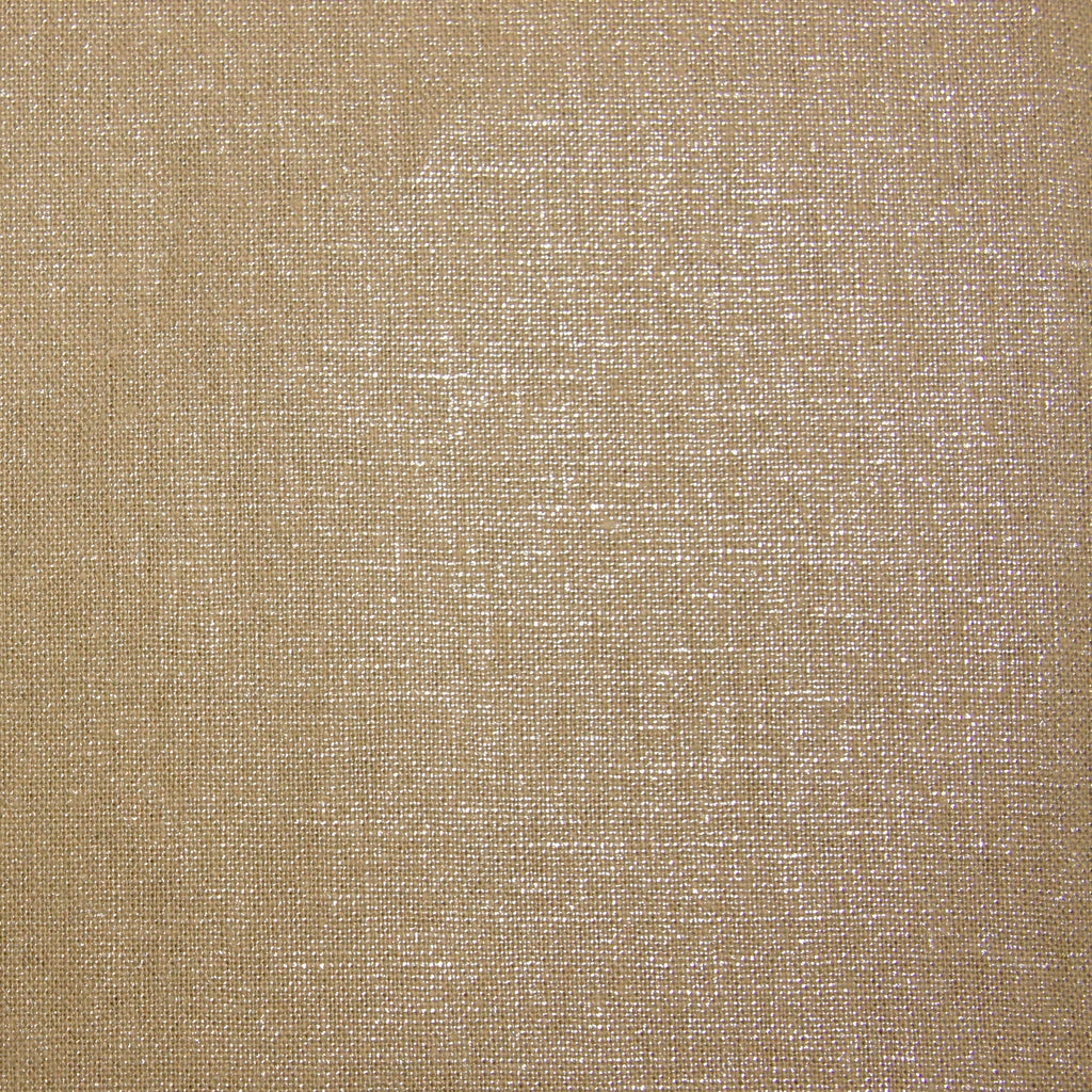Metallic Linen - Khaki - [product_typpe] - Earth Indigo