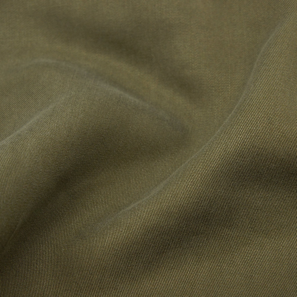 Enzymatic Tencel Lyocell Twill - Canteen - Earth Indigo