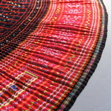 Vintage Hmong Embroidered Roll - 17.5
