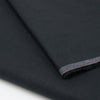 Linen Organic Cotton Solid - Black
