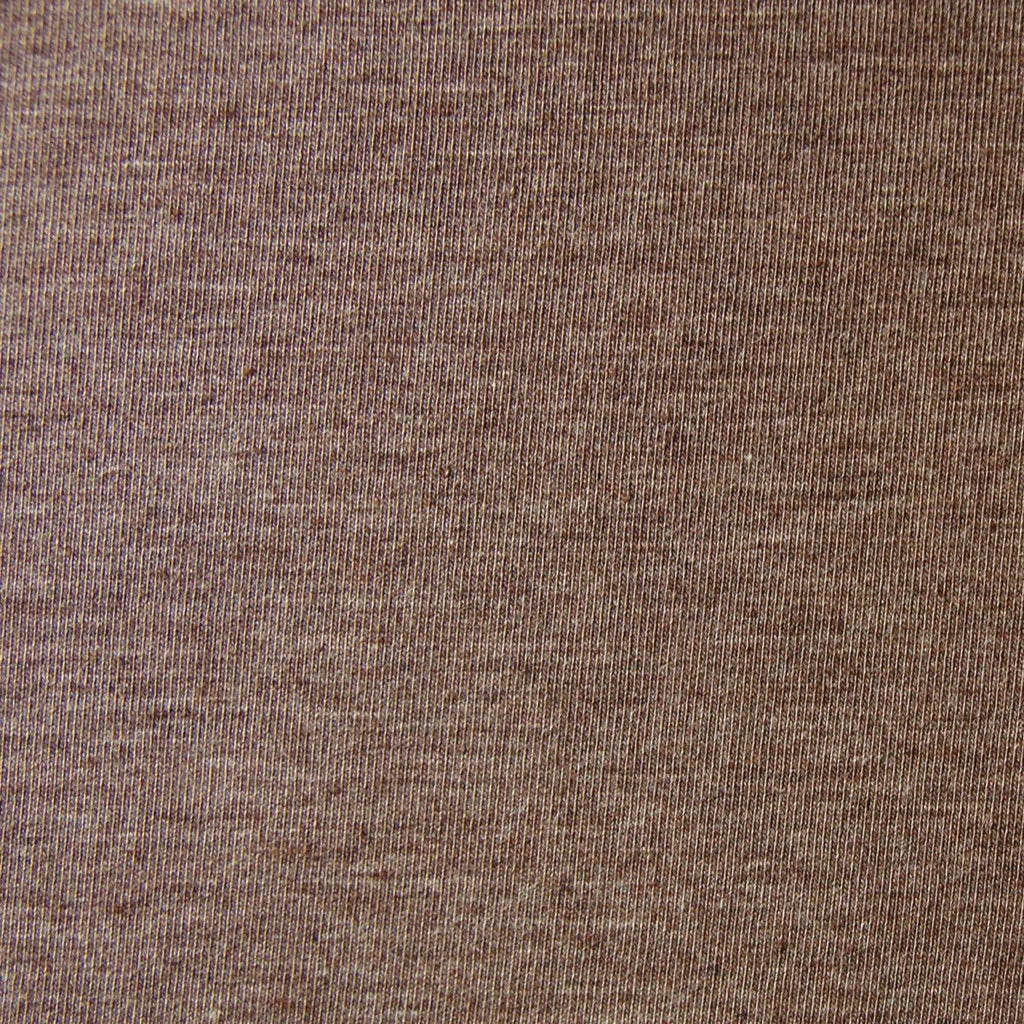 Bamboo Cotton Spandex Jersey - Chocolate Mix - [product_typpe] - Earth Indigo