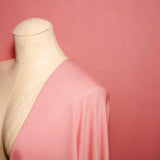 Bamboo Cotton Spandex Jersey - Mellow Rose