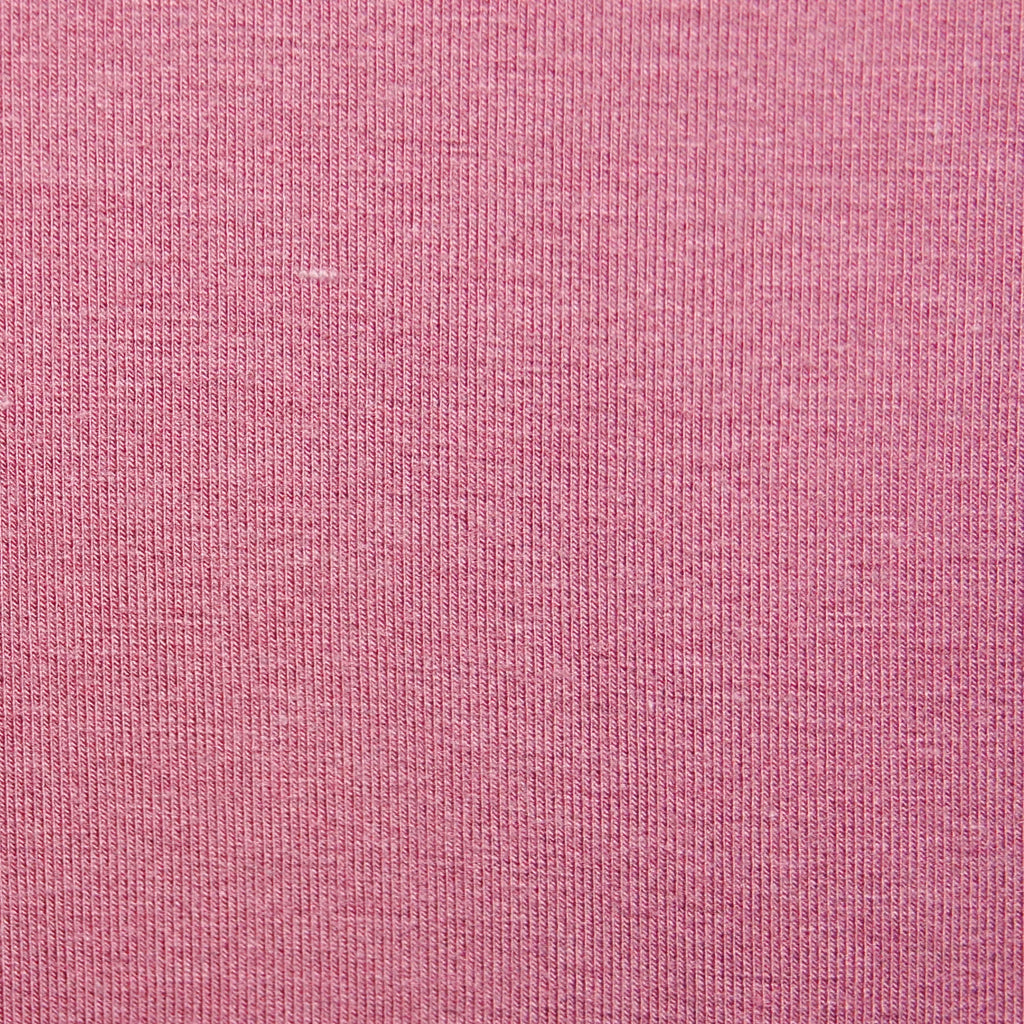 Tencel Organic Cotton Spandex Jersey - Rose Brown - Knit - Earth Indigo