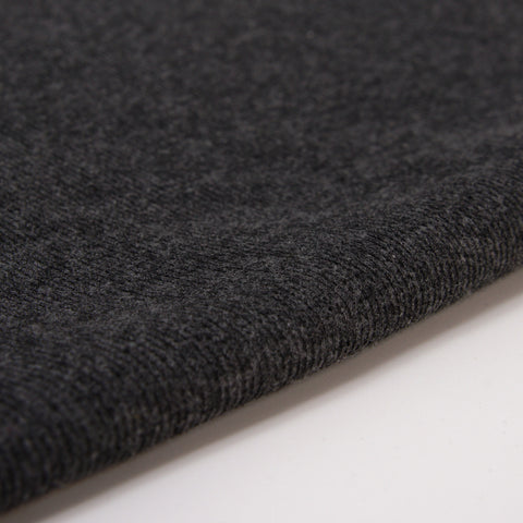 Bamboo Cotton Spandex Jersey Fabric - Charcoal Mix