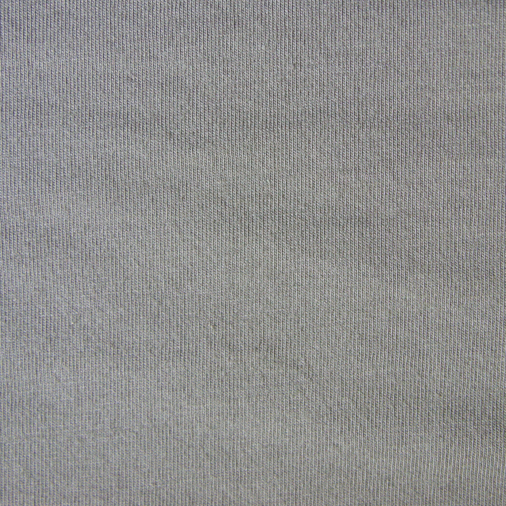 Tencel Cotton Jersey - Light Grey - [product_typpe] - Earth Indigo