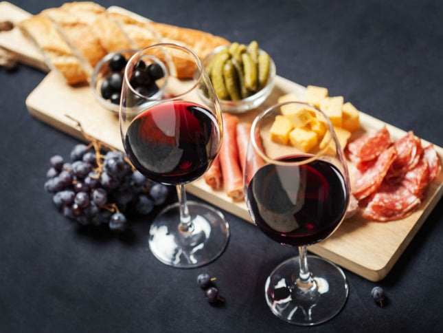 French Wine & Charcuterie Masterclass