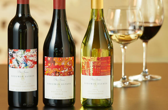 "Leeuwin Estate ""Art Series"" Masterclass with winemaker Phil Hutchison"