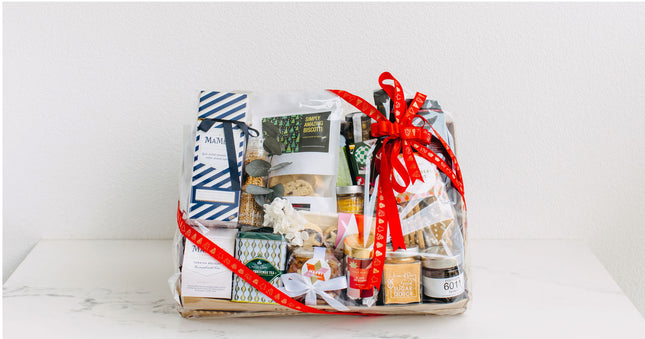 Christmas Confectionery Hamper LRG