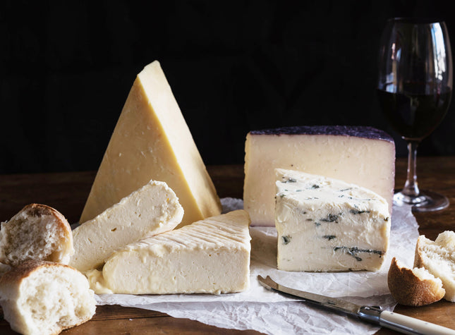 WA Cheese & Wine Masterclass