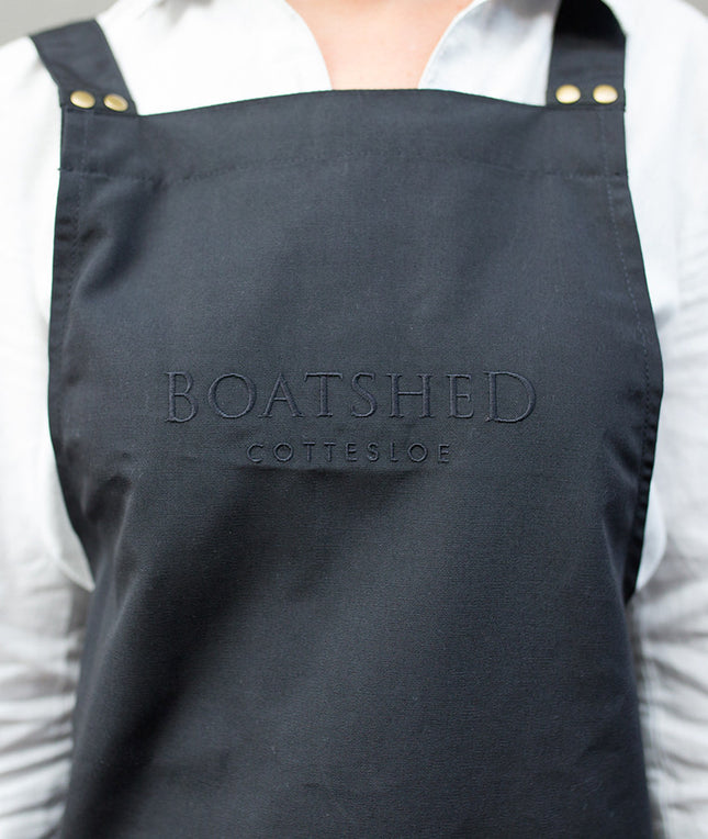Deluxe Canvas Bib Apron - Womens