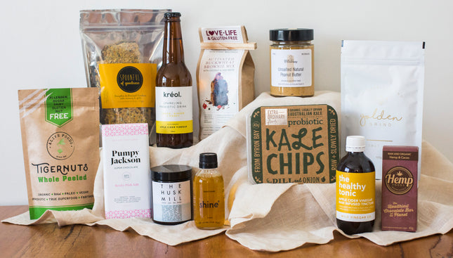 Health & Wellness Hamper