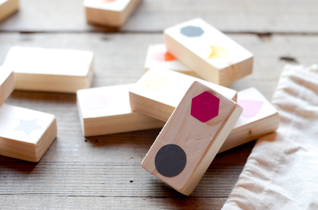 Color & Shape Matching Game