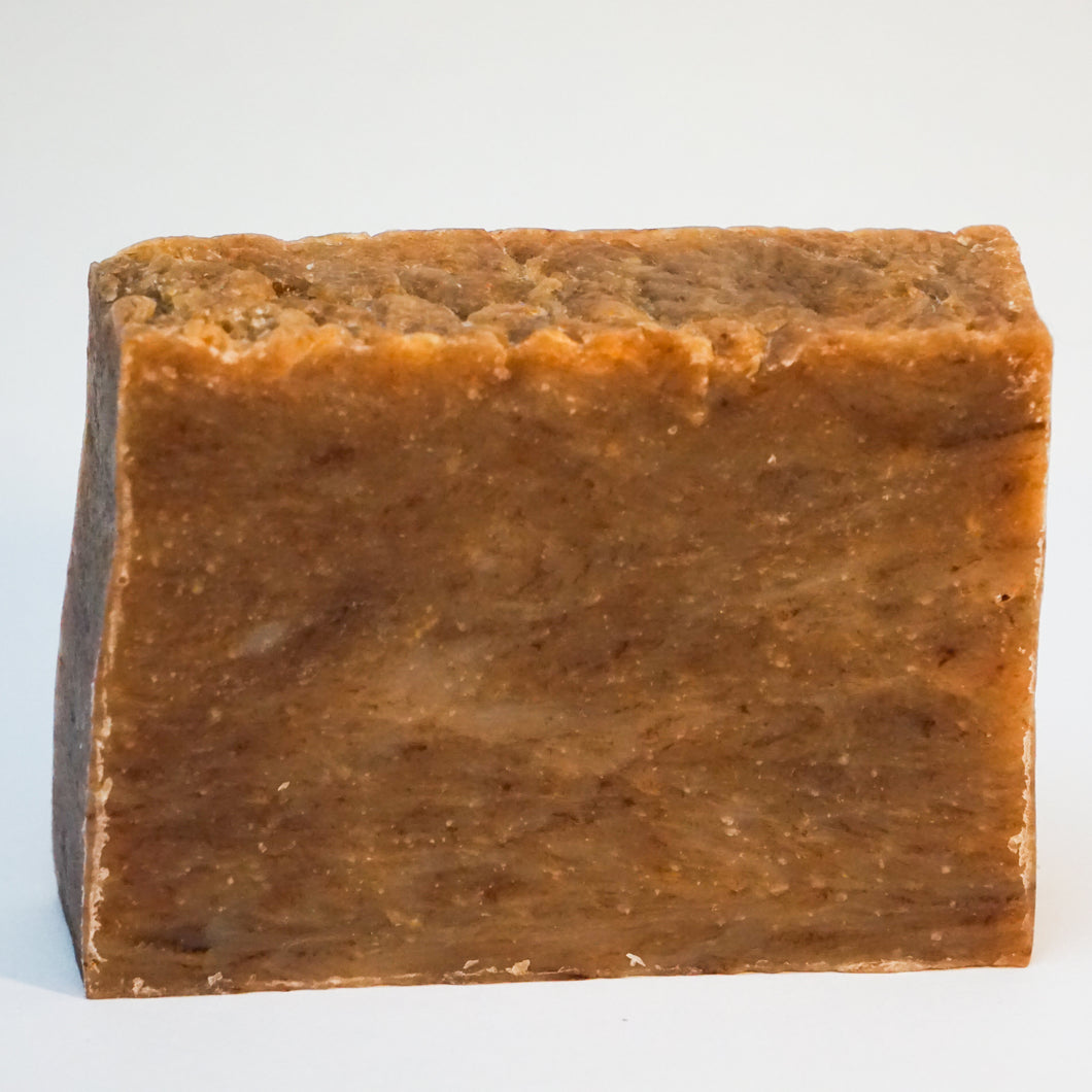 Chocolate Cinnamon Organic Soap