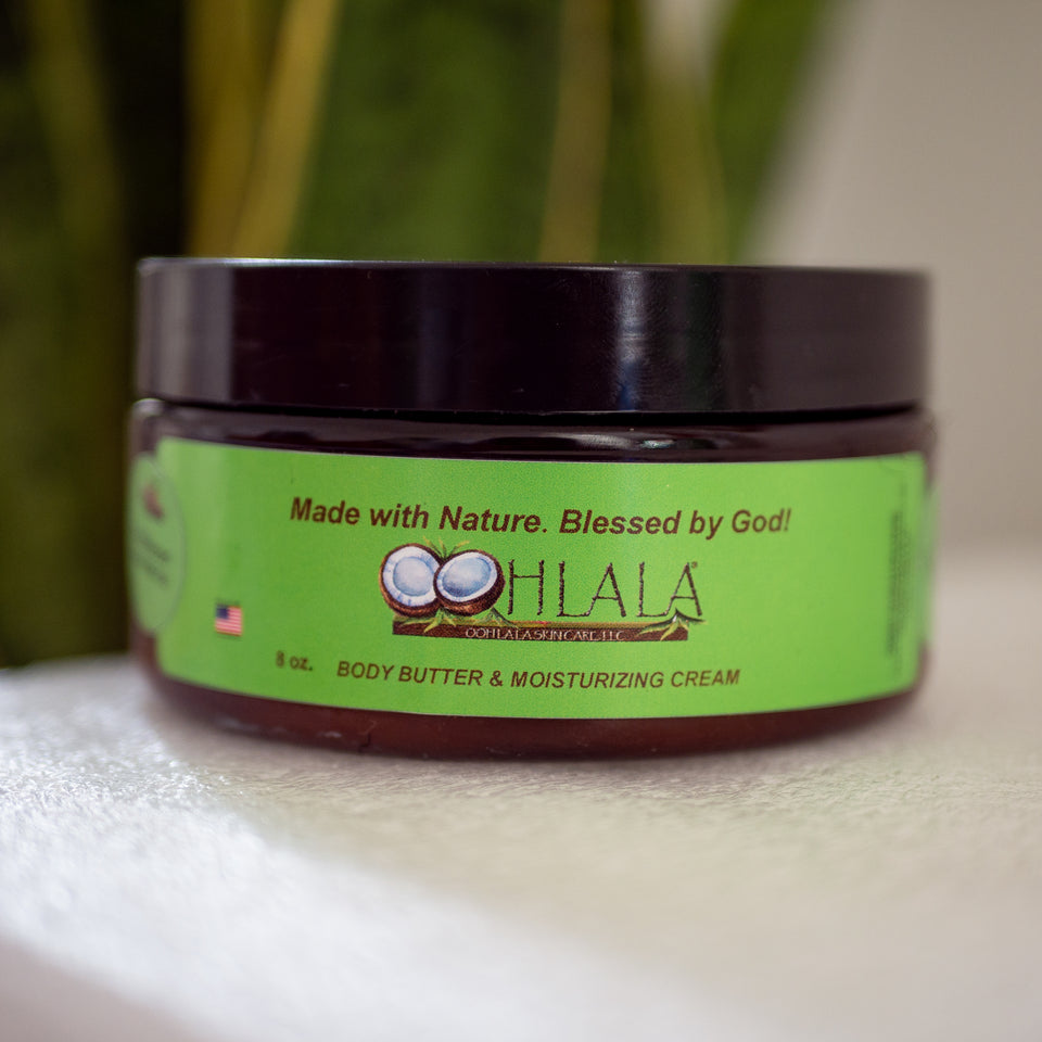 Candy Apple (flavor) - Body Butter & Moisturizing Cream