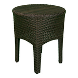 Monaco Round End Table