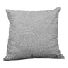Gray & Blue Embroidered Pillow