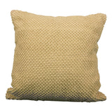 Green Knotty Pillow