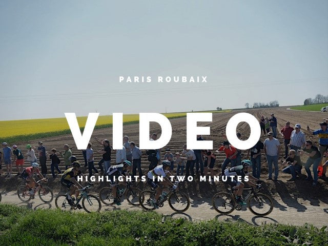 Paris Roubaix in 2mins