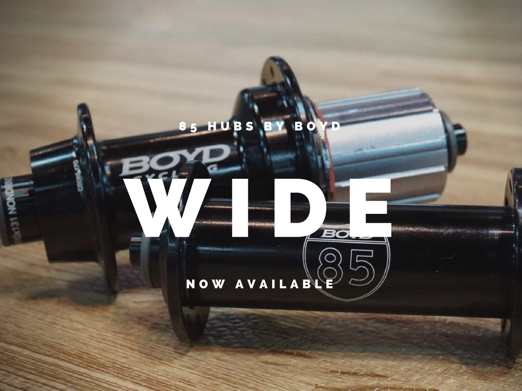 Boyd 85 Hubs - Now Available