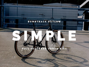 Bombtrack Outlaw - A no Holds Barred Urban Bike
