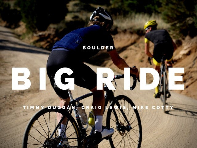 Big Ride with Timmy Duggan & Craig Lewis
