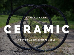 New Wheels from Boyd - Ceramic Coated Altamont's