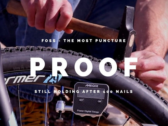 Foss Proof - Highly Resistant and Durable Inner tubes