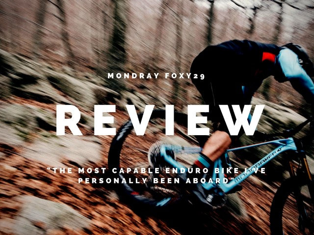 Review of the Mondraker Foxy Carbon 29 by Pinkbike